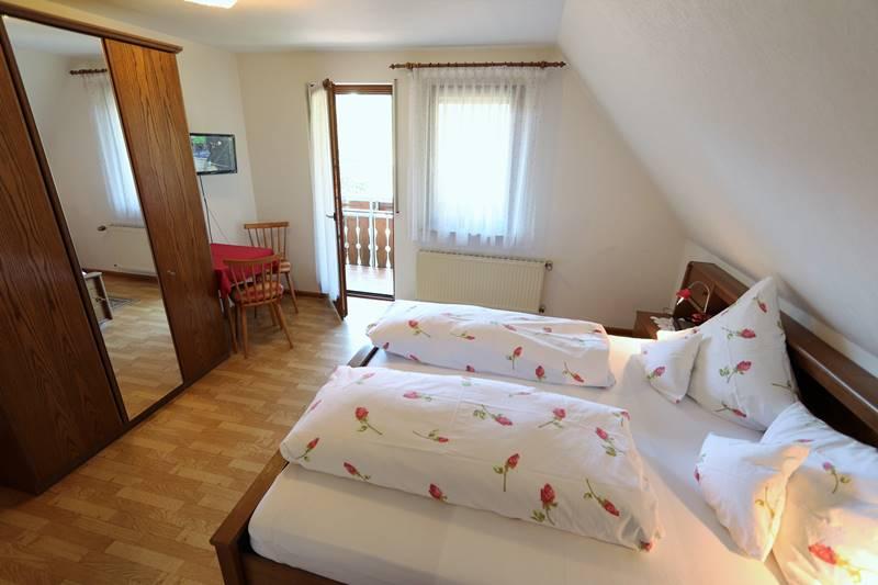 Doppelzimmer Pension Schneider