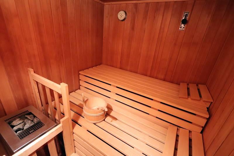 Sauna Pension Schneider