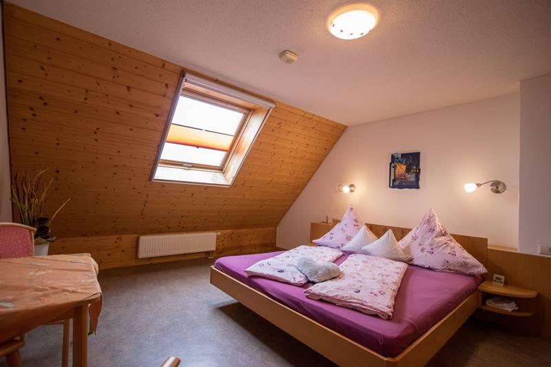 Doppelzimmer Ferienwohnung Feldberg