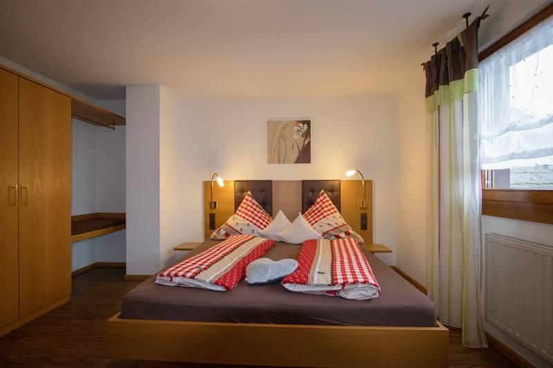 Doppelzimmer Ferienwohnung Kandelblick Stabhalterhof